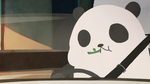 PANDA FORM PROMO ANIMATION